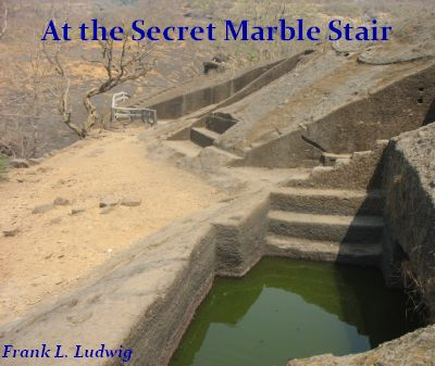 At The Secret Marble Stair 169 Frank L Ludwig